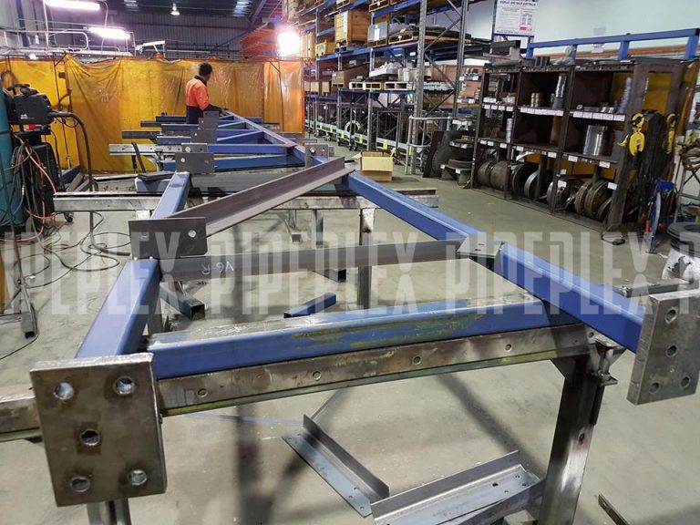 Structural Amp Pipe Fabrication Pipeplex